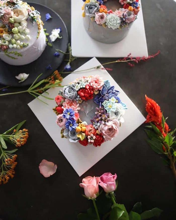 atelier soo flower cakes