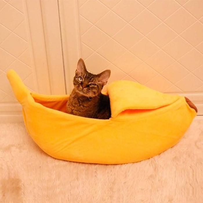 banana-shaped pet nest amazon