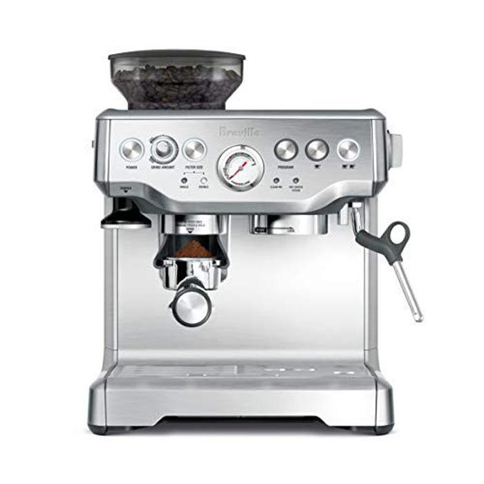breville espresso machine kitchen splurges