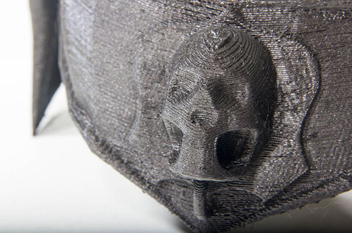 cat 3d printed armor printthatthing