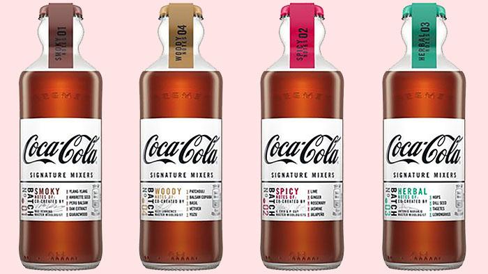 coca cola cocktail mixers