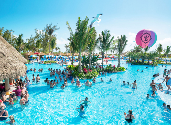 cococay water park oasis lagoon