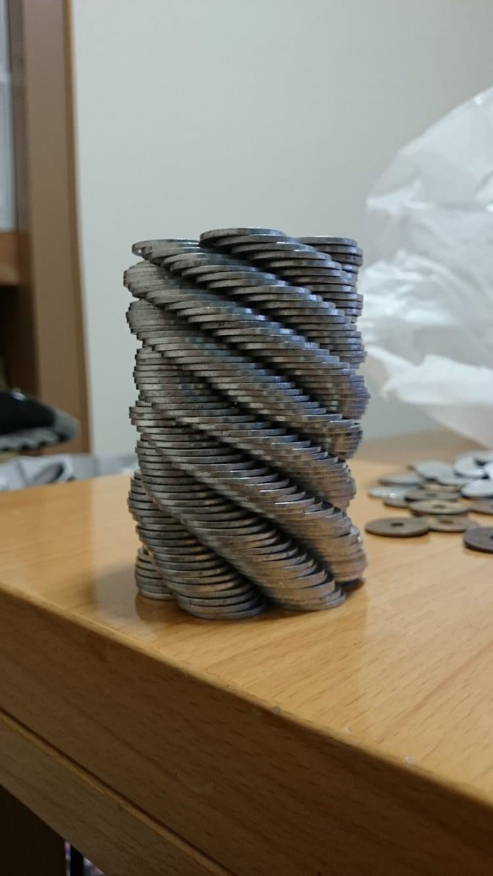 coin stacking sculptures twitter thumb_tani