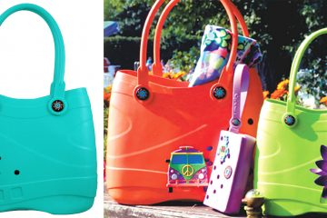 crocs shoe handbag