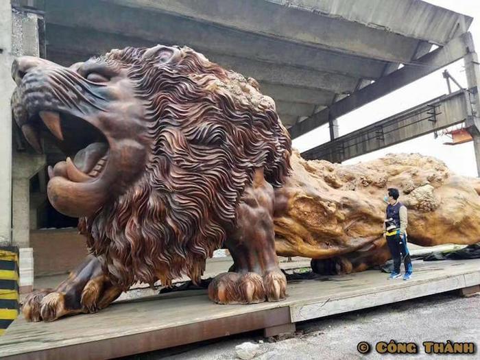 dengding rui yao oriental lion