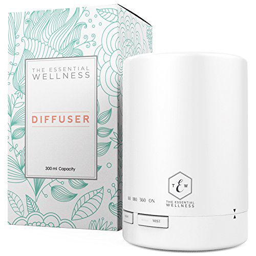essential oil diffuser mother's day gifts