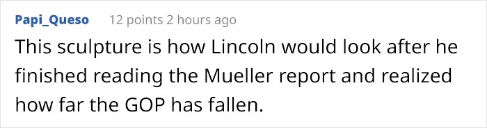 facepalming lincoln comment papi_queso