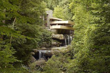 fallingwater house frank lloyd wright