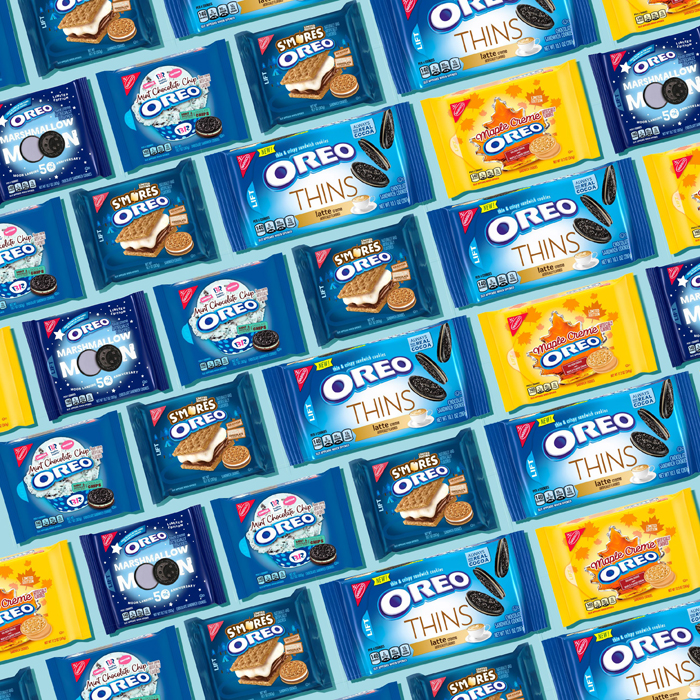 four new oreo flavors summer