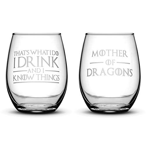game of thrACones wine glass integrity bottles