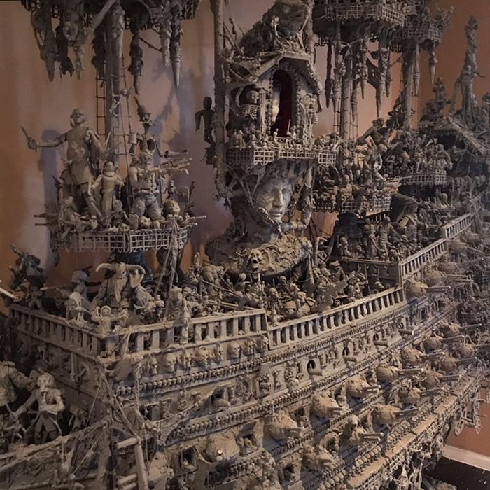 ghostly pirate ship jason stieva