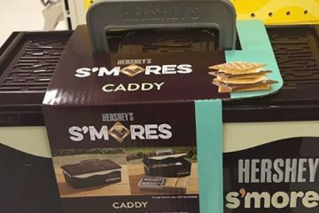 hersheys smores caddy