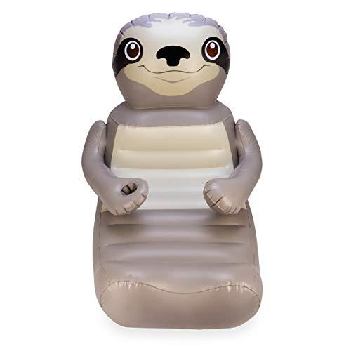 huggables sloth pool float