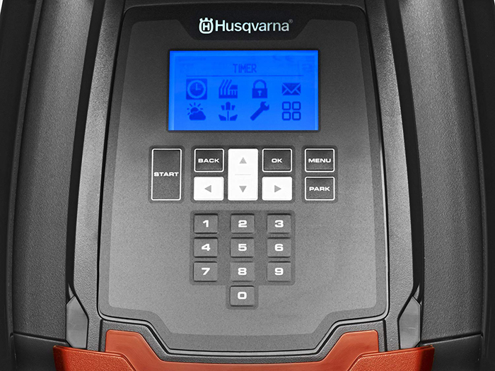 husqvarna automower 315 features