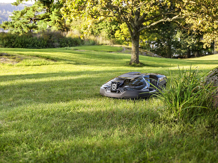 husqvarna automower 315 robot lawn mower