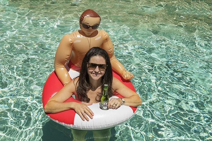 inflatable hunk pool float amazon