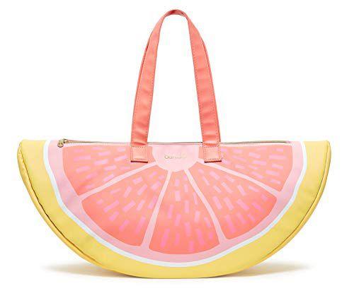 insulated grapefruit cooler bag bando