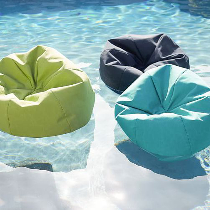 kai seat lounge bean bag floats