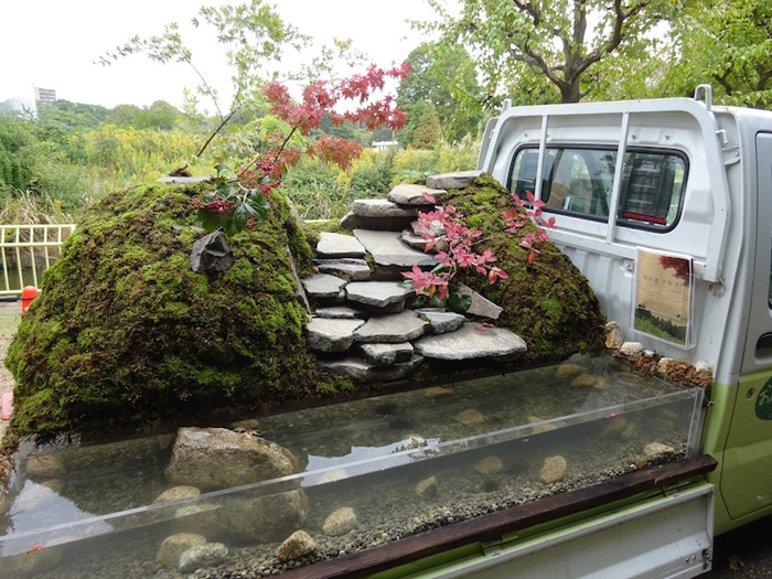 kei truck garden contest keis