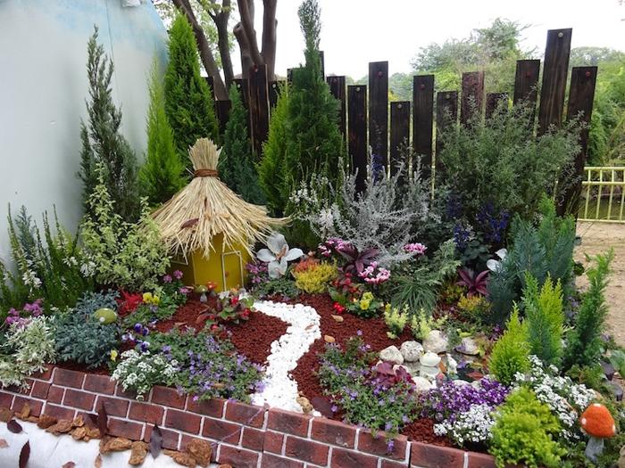 kei truck garden contest nishikawa landscaping
