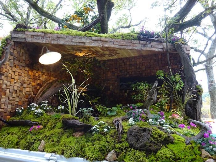 kei truck garden contest takahashi landscaping