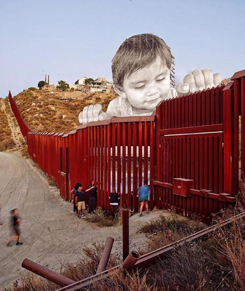 kikito mexico border art installation last day