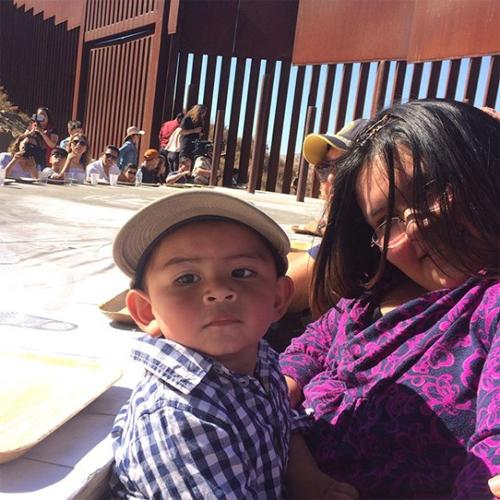 kikito mexico border picnic