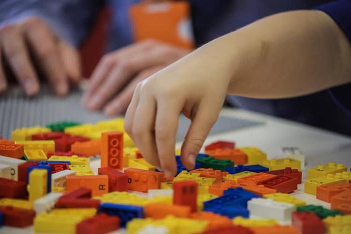 lego braille bricks for visually impaied children