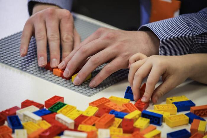 lego braille bricks new set