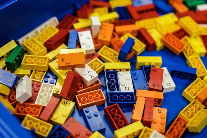 lego braille bricks tactile patterns