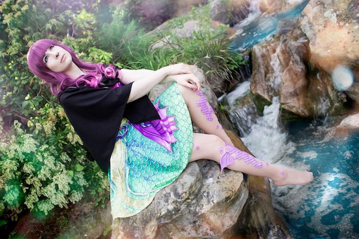 mermaid tights realistic fins