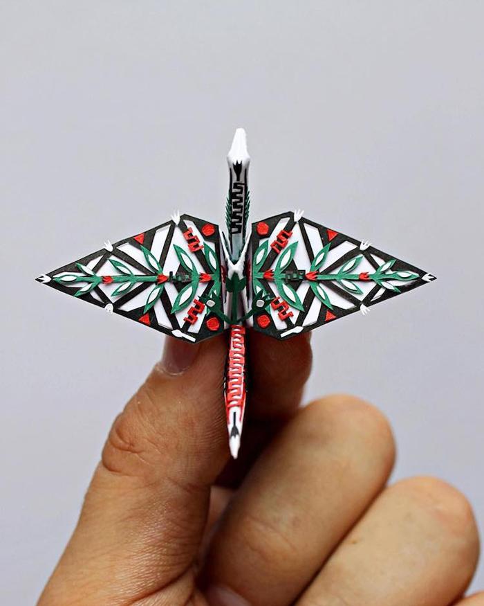 origami cranes japanese folklore