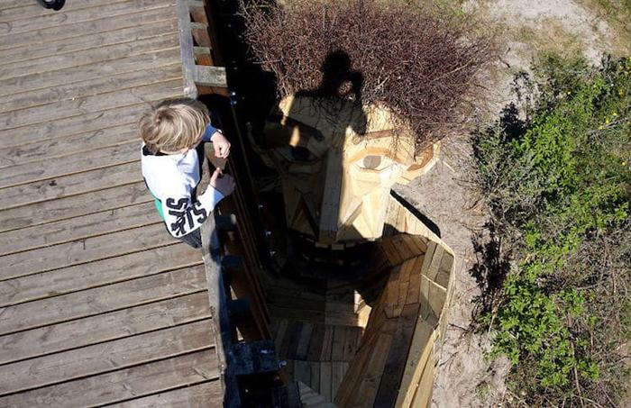 oscar under the bridge copenhagen giants