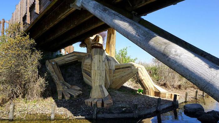 oscar under the bridge six forgotten giants