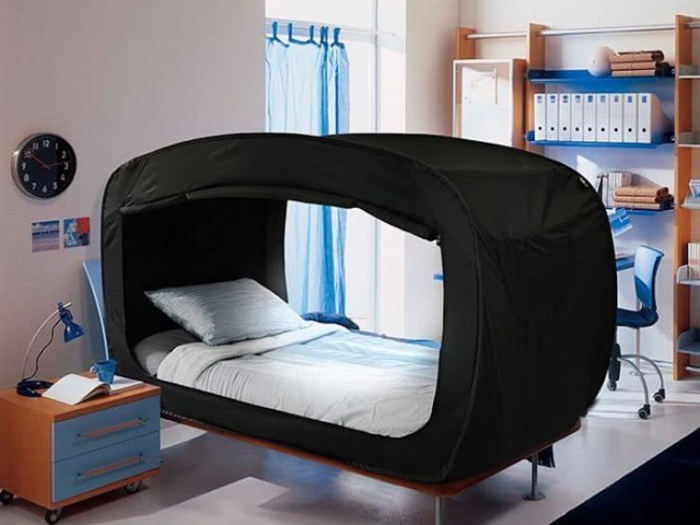 privacy pop bed tent 1