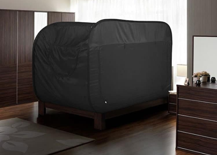 privacy pop bed tent 2
