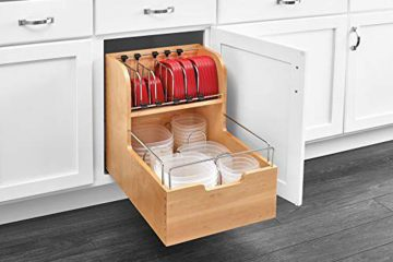 rev-a-shelf drawer kitchen splurges