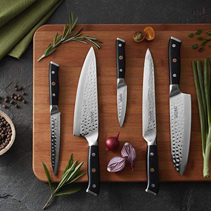 sasaki santoku knife kitchen splurges