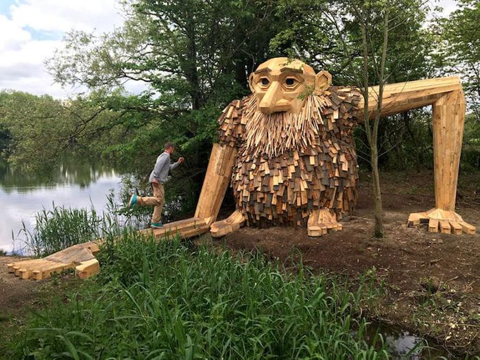 six forgotten giants copenhagen forest