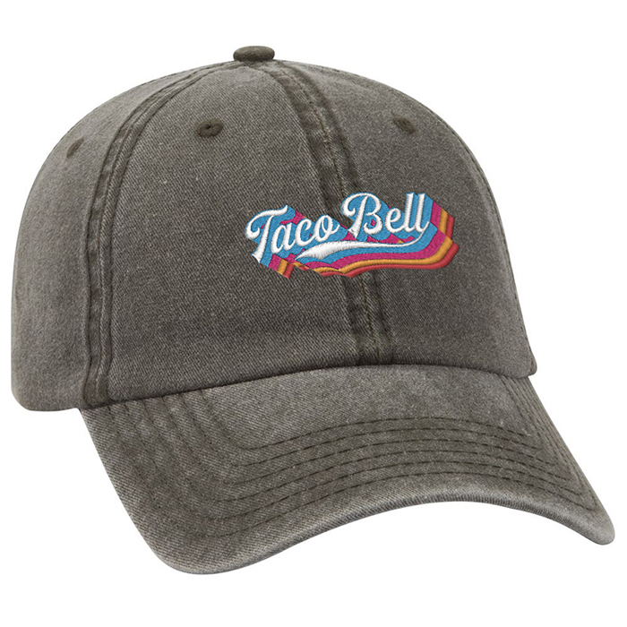 taco bell summer collection hat