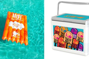 taco bell summer products