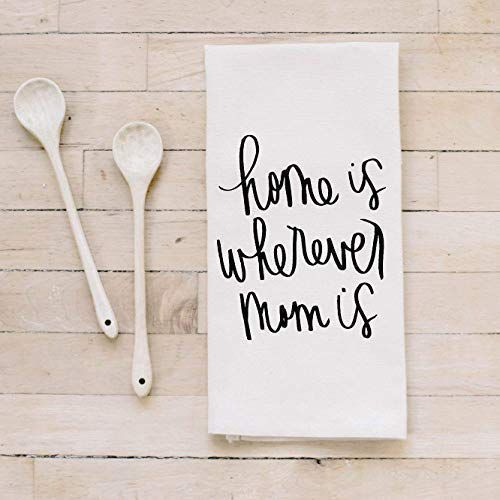 tea towel pcb home mother's day gifts