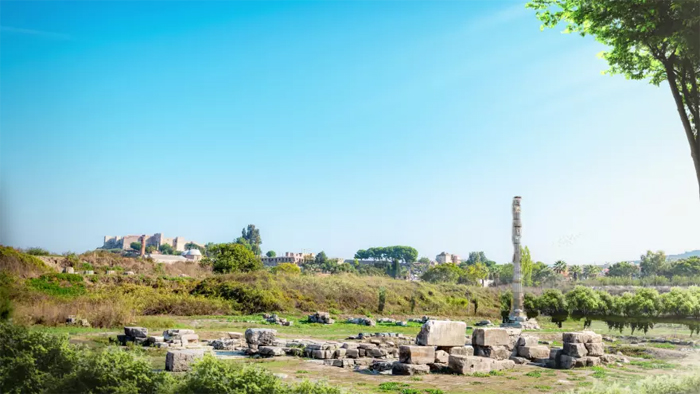 temple of artemis now