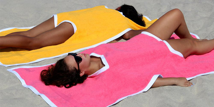 towelkini beach towel outfit