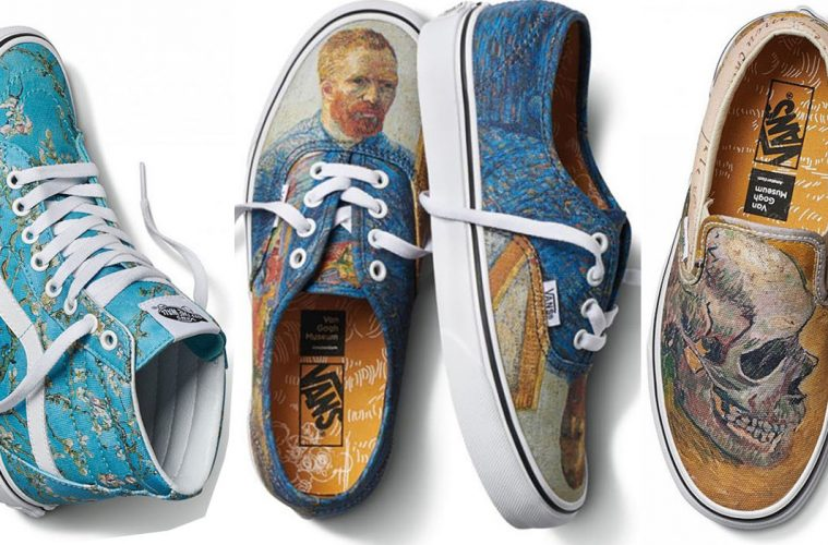 vans van gogh shoes