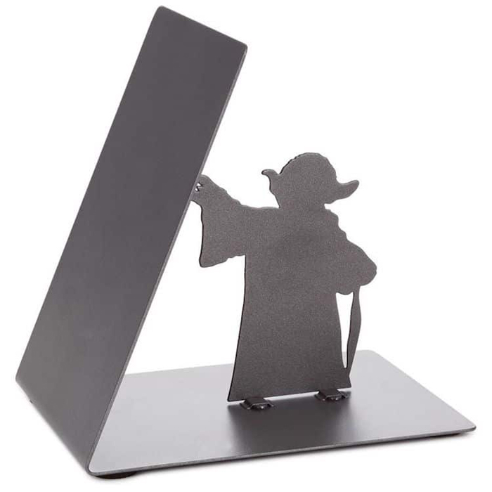 yoda bookend back side