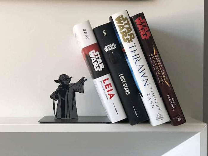yoda bookend hallmark amazon