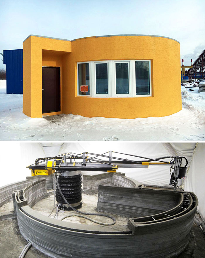 3d printing brilliant creations house