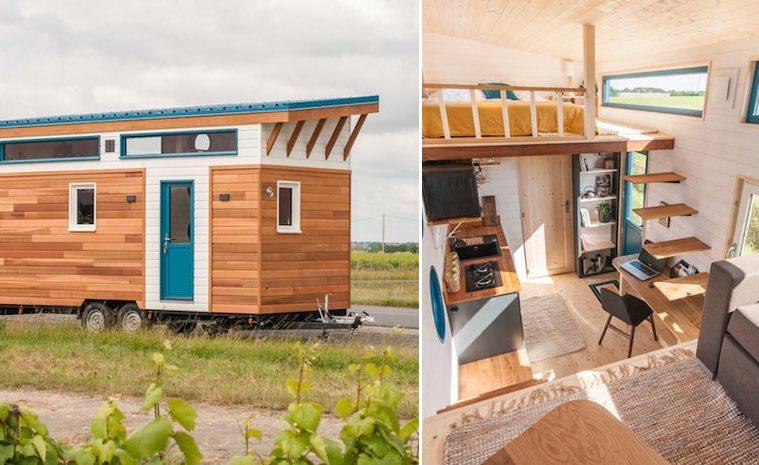 Baluchon mobile home