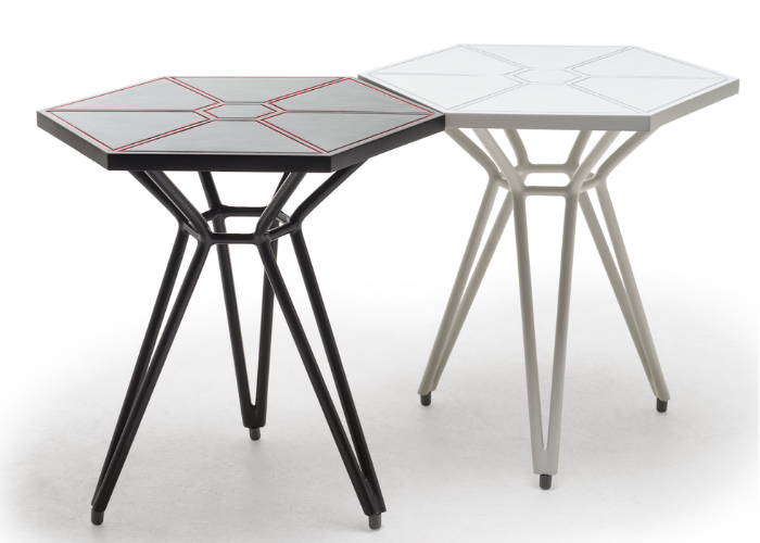 Imperial TIE Fighter Wings End Tables star wars furniture